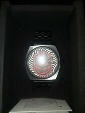 Nixon Spitfire Time Teller Black / Fireball Watch