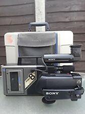 Sony  8 af Vintage Vidio  recorder