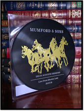 Mumford & Sons Delta Acoustic Live Sessions New Limited Picture Disc LP 1/3500