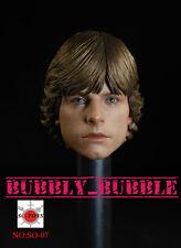 1/6 Luke Skywalker Custom Head Sculpt For Hot Toys Figure SHIP FROM USA