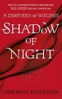 Shadow of Night, Harkness, Deborah, Excellent