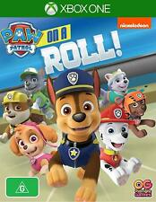 Nickelodeon Paw Patrol On A Roll Rare Family Kids Game Microsoft XBOX One XB1