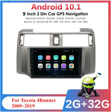 2+32Gb Android 10.1 Car Stereo Radio Gps Navigation For Toyota 4Runner 2009~2019