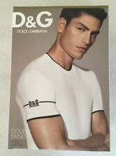 DOLCE & GABBANA Men's Underwear Grey Tank Top T-Shirt Size IT 4/ USA S