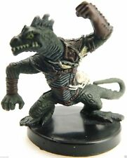 Dungeons & Dragons Mini TROGLODYTE BARBARIAN (Underdark #59 with Card & UNUSED!)