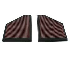 BMW E70 X5 Set of Left and Right Air Filter K & N Brand NEW 13717548897