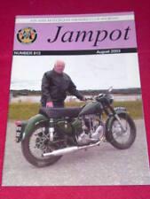 JAMPOT - AJS & MATCHLESS - Aug 2003 # 613