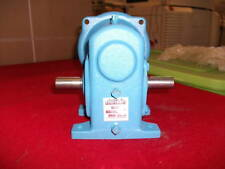Morse Gear Speed Reducer 18GCT, 1.06HP, 1750 RPM, Ratio 15:1