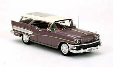 "Buick Caballero ""Rose Metallic/White Roof"" 1957 (Neo 1:43 / 45000)"