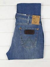 Neu Wrangler Bostin Jeans Schlanke Gerades Bein Lee Daren Passform L30/L32/L34