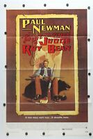 "The Life and Times of Judge Roy Bean 1972 SS Original Movie Poster 27"" x 41"""
