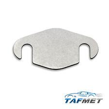 65. EGR valve blanking plate for Astra Combo Corsa Meriva Honda 1.7 DTI CDTI