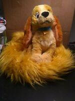 Disney Parks Lady and the Tramp ong Tail Scarf Plush 45 inch tail free shipping