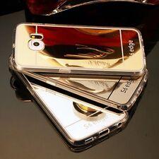 Handy Schutz Hülle Tasche Case Cover Bumper opt. Display Verbund Glas Folie SA