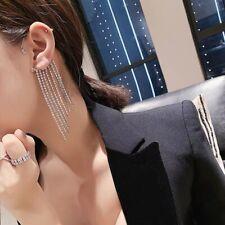 Cubic Chain ear cuff earrings / Gorgeous design