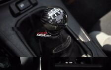 Mugen Carbon 6speed Shift Knob Honda CL9 AP2 AP1 S2000 FD2 FN2 ZF1 CRZ DC5 Black