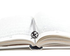 Hunger Games mockingjay logo  - steel bookmark - 7 inches / 17 cm