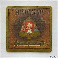 Schimmelpenninck Mini Cigar Coaster (B394)