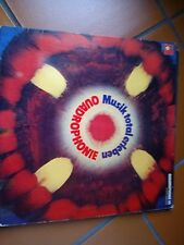 LP QUADROPHONIE MUSIK TOTAL ERLEBEN GERMANY 1973 ARNO FLOR PETER THOMAS EX+NMINT