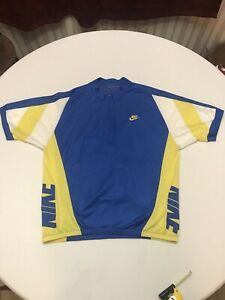 Vintage Nike Cycle Oregon II 2 Jersey Mens M 1980's