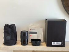 Leica APO Summicron SL 35mm f/2 Asph Lente en Caja-Como Nuevo