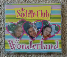 The Saddle Club - Wonderland - CD SINGLE [USED - VGC]