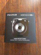 BNIB Fujifilm instax SQUARE SQ10 Instant Film Camera, Hybrid Film + Digital