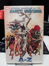 Official Handbook of the Marvel Universe HC Vol 14 FACTORY SEALED NM-