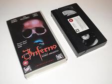 VHS Video ~ Inferno ~ Widescreen ~ Dario Argento ~ Fox Video
