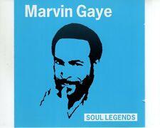 CD MARVIN GAYEsoul legends2CD EXHOLLAND 2006 (A3199)