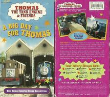 Vintage Rare Thomas Train The Tank Engine Friends A Big Day For Thomas VHS video
