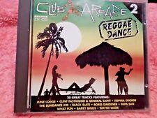 CD - CLUB ARCADE 2  REGGAE DANCE ( TWEEDE-HANDS / USED / OCCASION)