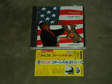 George Adams‎ America Japan CD Cecil McBee