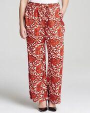 97f3390d1ad Paisley Plus Size Pants for Women