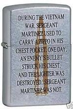 Zippo vietnam war bullet Lighter 6331