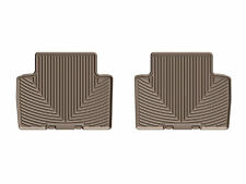 WeatherTech All-Weather Floor Mats for Honda Civic 2017-2019 Tan - 2nd Row