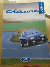 Ford Fiesta Chicane brochure Feb 1997