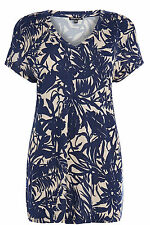 Warehouse Viscose V Neck Semi Fitted Tops & Shirts for Women