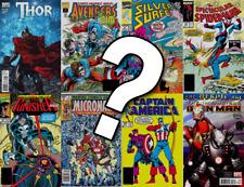 20 Random Marvel American Comics - Lucky Dip - Grab Bag - Job Lot