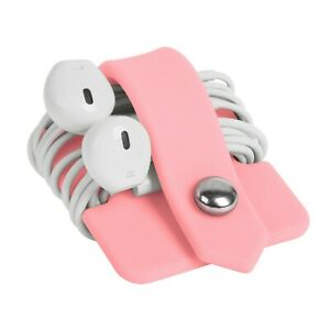 ELFRhino Cord Organizer Earbuds Holder Earphone Wrap Headset Headphone Winder