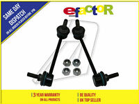 Front Left and Right Anti Roll Bar Drop Link Stabiliser Rod Pair 51321-S2H-003