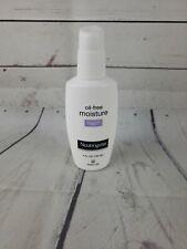 Oil-Free Moisture Facial Moisturizer Sensitive Skin 4 oz -Ce5-
