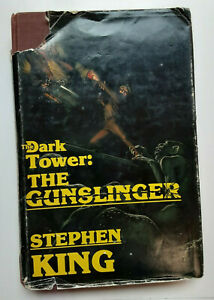 FIRST EDITION~1982 STEPHEN KING-The Dark Tower:THE GUNSLINGER, H/B W/DJ,Preowned