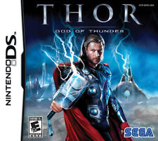 Thor: God of Thunder NDS New Nintendo DS