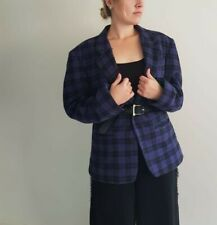 Vintage oversized blazer jacket . High quality, made in Italy.Size -44 (M)