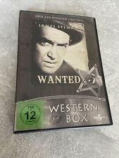 Western Box James Stewart Box 5 Filme 450 min Westernklassiker
