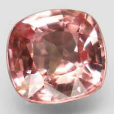 *US***SELLER* 1.01Cts 100%Natural Hot Padparadsha Color Spinel Unheated Gemstone
