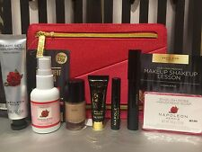 New Napoleon Perdis Independent Passion 9 PCS Gift Set Valued $350 Free Shipping