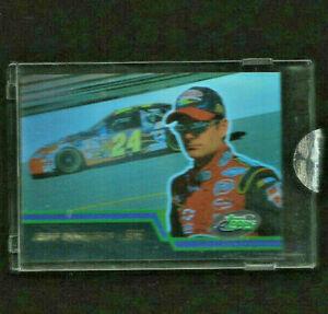 2003 E Topps Jeff Gordon #4 Only 6000 made 4x Nascar Champion HOF Original Case