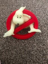 Ghostbusters Mattel Matty 6 Inch Figure No Ghost Logo Glow in the Dark GITD Rare